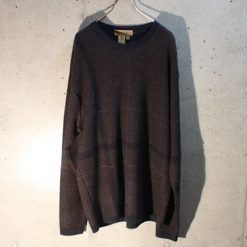 Wool Design Sweater
