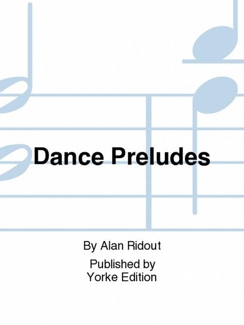 ルトスワフスキ:ダンス・プレリュード/クラリネット・ピアノ