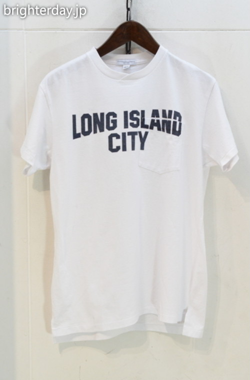 ENGINEERED GARMENTS LONG ISLAND CITY Tシャツ