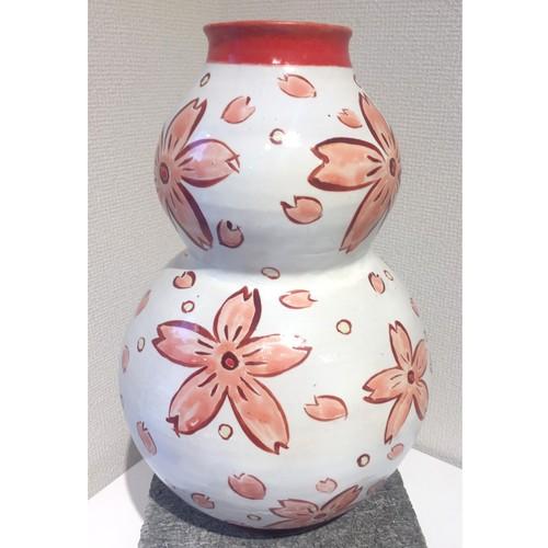 桜の花瓶 sold out