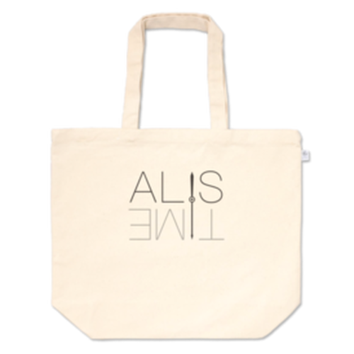 「ALIS TIME」トートバッグ(メイン)