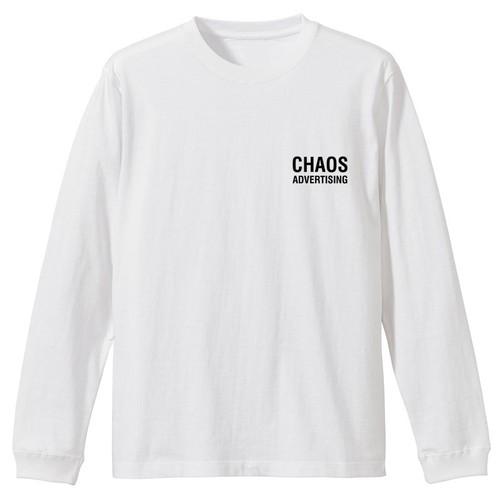 【WEB受注会】Chaos Advertising オリジナルロングスリーブTシャツ