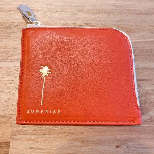 Mini wallet - Chili