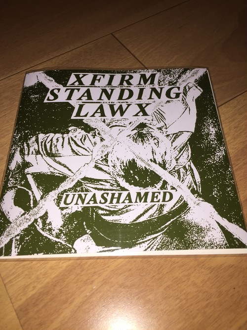 Firm Standing Law - Unashamed