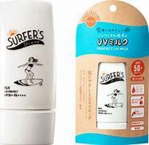 SURFEARS DAIANS サーファーズダイアン UVミルク ウォータープルーフ 日焼け止め 50ml SPF50+/PA++++