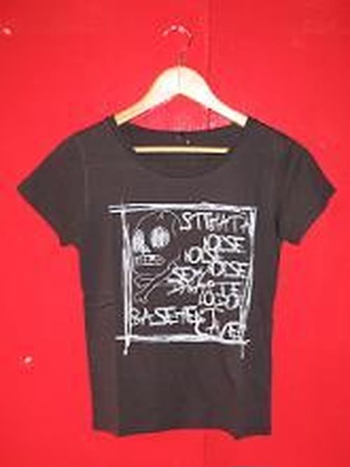 ZAZI × BASEMENT CAVE.コラボ 半袖Tシャツ 3rdAnniversary