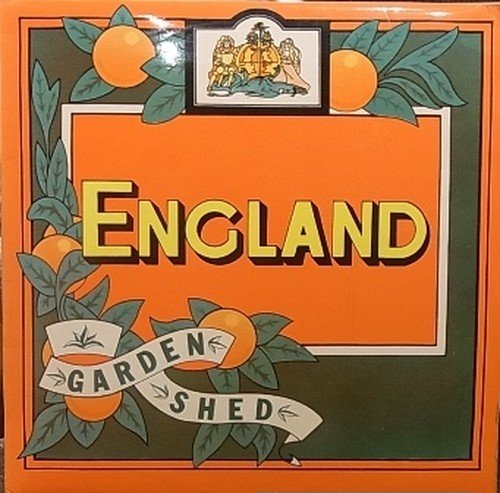 【LP】ENGLAND/Garden Shed