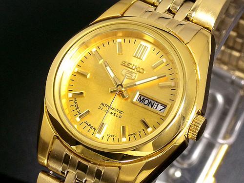 セイコー SEIKO セイコー5 SEIKO 5 自動巻き 腕時計 SYMA38J1 蓄光