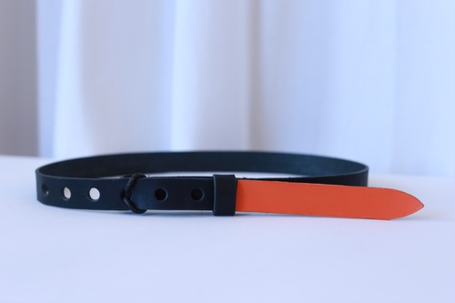 "TULIP EN MESEN ""Paint Loop Belt"" [S]"