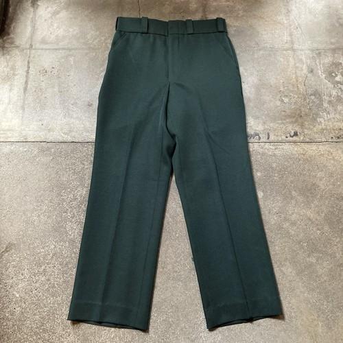90s Plain Front Pants / USA