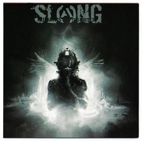 """SLANG×WORLD BURNS TO DEATH Split EP(7"""")"""