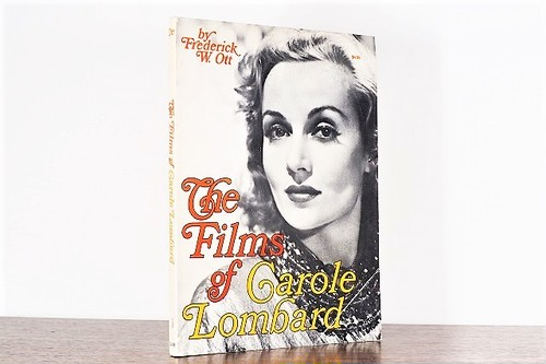 The Films of Carole Lombard / visual book