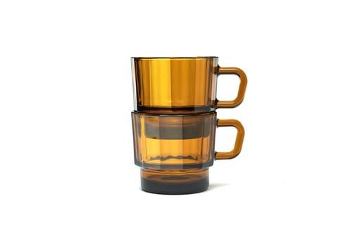 確かな作りと美しいデザイン HMM (Human Mechanic Method) エイチエムエム ヒューマンメカニックメソッド  【W Glass】 Amber