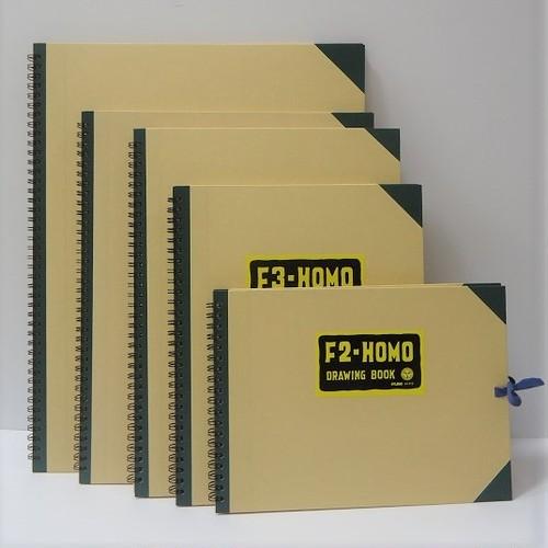 HOMO F3(ホモドローイングブック)