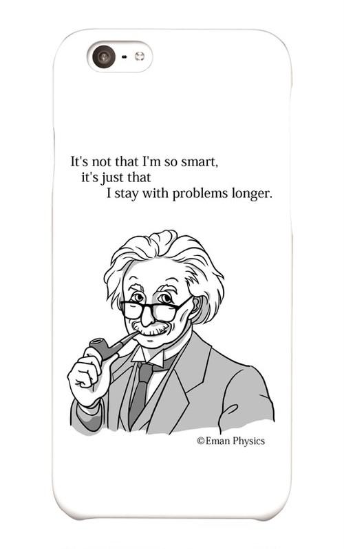 天才物理学者の謙遜 (iPhone6/6s)