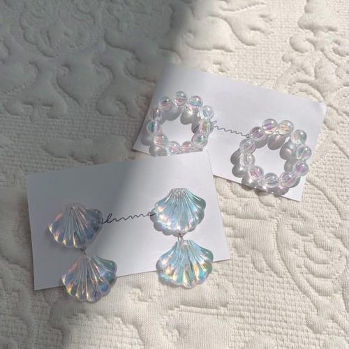 aurora pierce / earring