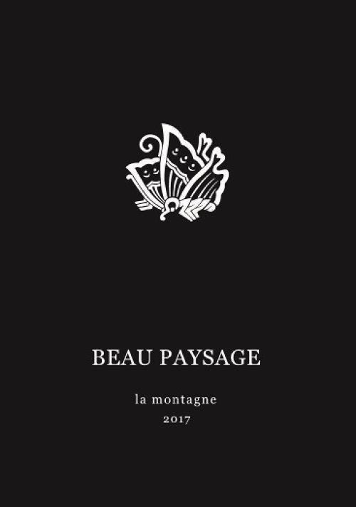 【CD+BOOK】BEAU PAYSAGE la montagne 2017