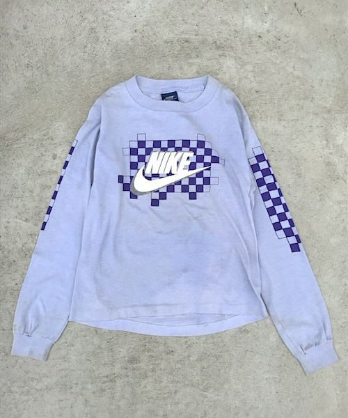 old NIKE Girlds Tシャツ(uc-086)