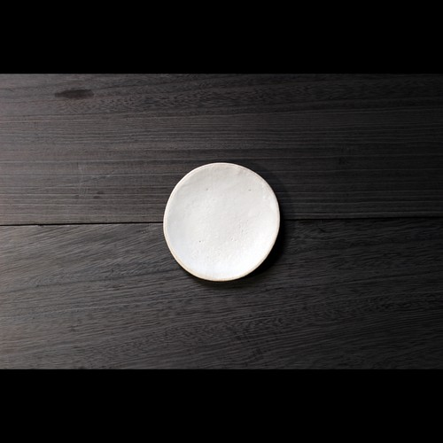 """英国の陶芸アーティスト【SARAH JERATH】""""CHALK"""" 12cm Plate プレート No.2"""
