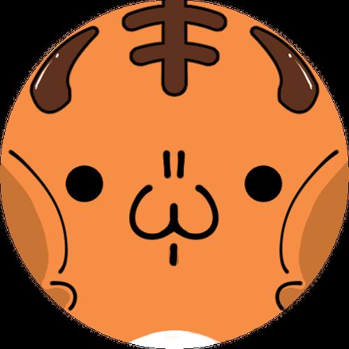 缶バッジ(牛鬼ちゃん)