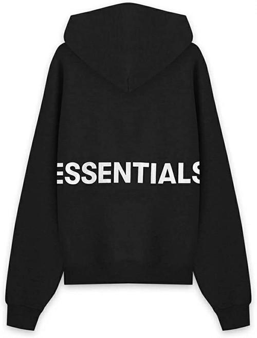 Fog Essentials エッセンシャルズ バックロゴ 裏起毛スウェットパーカー かぶりパーカー 3カラー 8777173 [並行輸入]