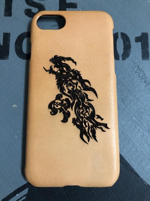 iPhone7・8 レザーケース