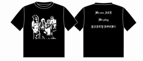 1st.ALBUM「PARTY ROCK」Tシャツ【Mサイズ】