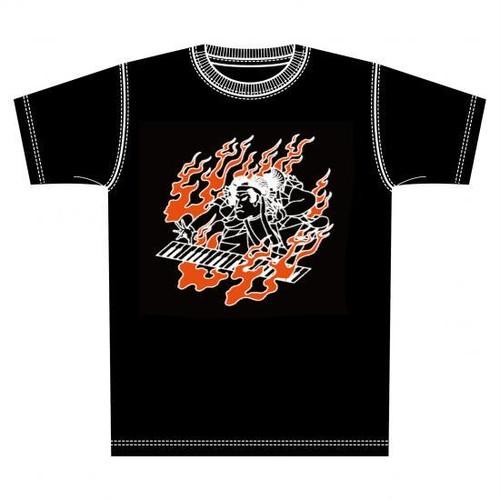 ☆2016モデル☆スガダイロー×サルトリアル・ミスチーフ/Tシャツ/黒