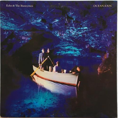 【LP・米盤】Echo & The Bunnymen / Ocean Rain