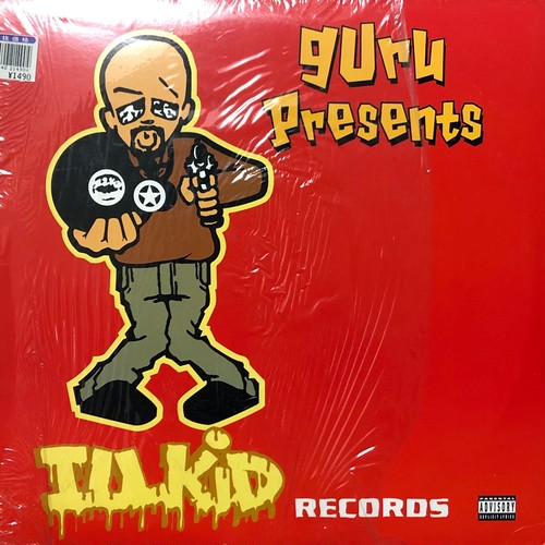 Guru / Illkid Records[中古LP]