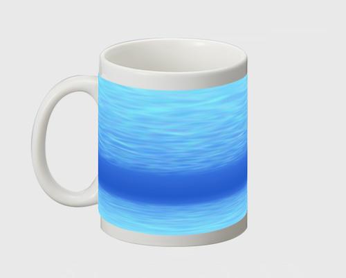 アトリエ グランディール Ocean : Glitter of the sea マグカップ
