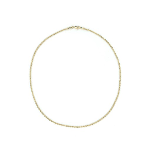 【GF1-76】18inch gold filled chain necklace