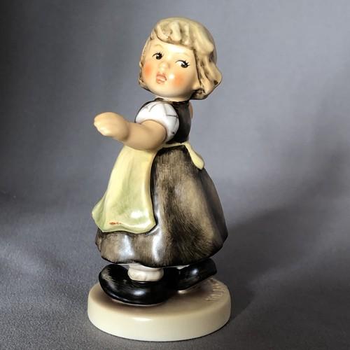 M.J. Hummel フンメル人形 スプリングタイム Spring Time