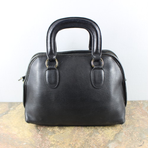 .OLD COACH LEATHER HAND BAG MADE IN USA/オールドコーチレザーハンドバッグ 2000000036397
