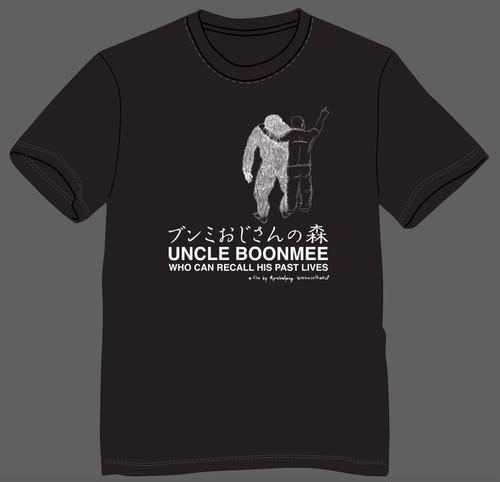日本国内【Tシャツ】アピチャッポン・ウィーラセタクン監督『ブンミおじさんの森』東京特製