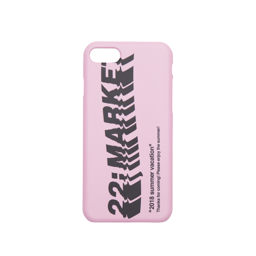 Summer logo iPhone Case
