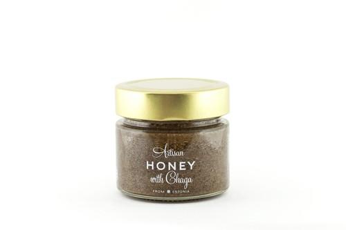 チャーガハニー 200g (Artisan Honey with Chaga 200g)