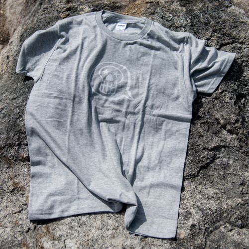 UNFUDGE OUTERWEAR TM  T-shorts // Grey