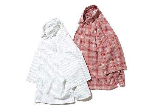 DEMARCOLAB|P/L BIG BOY SHIRT
