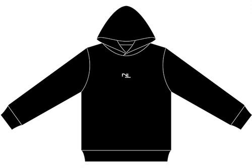 SAPPORO 1st Anniversary 刺繍Hoodie  [BLACK]