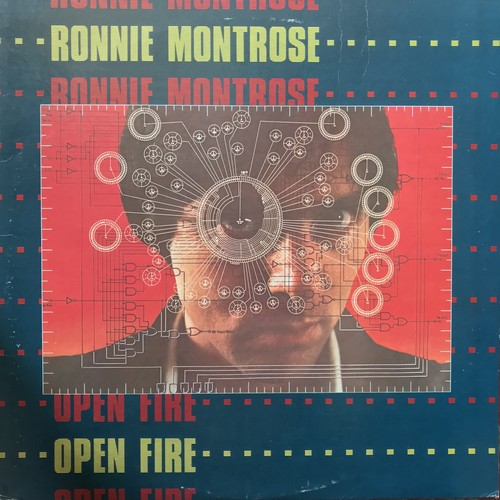 RONNIE MONTROSE / OPEN FIRE (1978)
