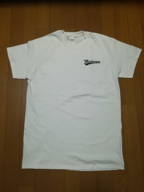 """LOR Embroidery"" T-shirts WHITE"