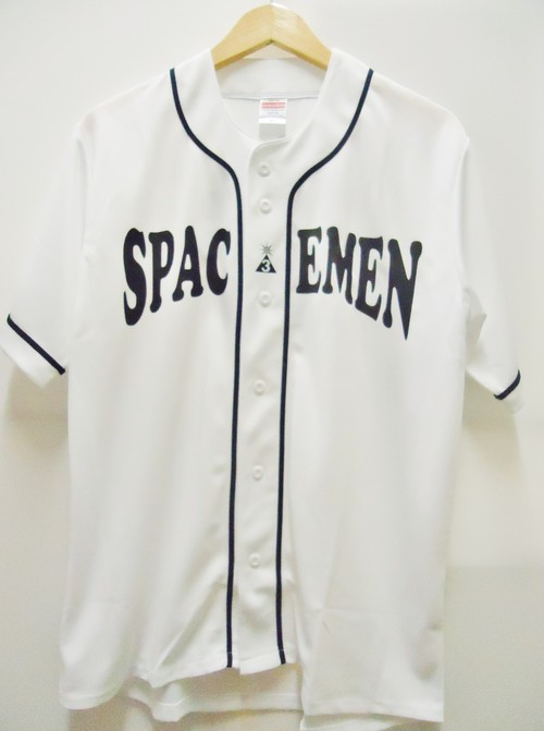 SPACEMEN3 BASEBALL SHIRT