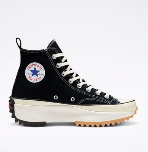 Converse x JW Anderson Run Star Hike Black