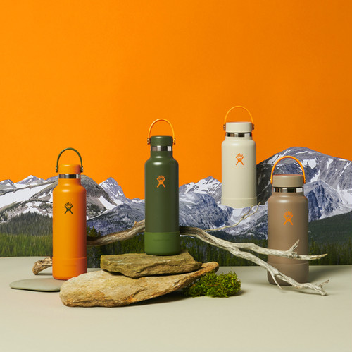 <Hydro Flask> 32 oz Wide Mouth 〜Timberline Collection〜