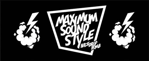 MAXIMUM SOUND STYLE タオル