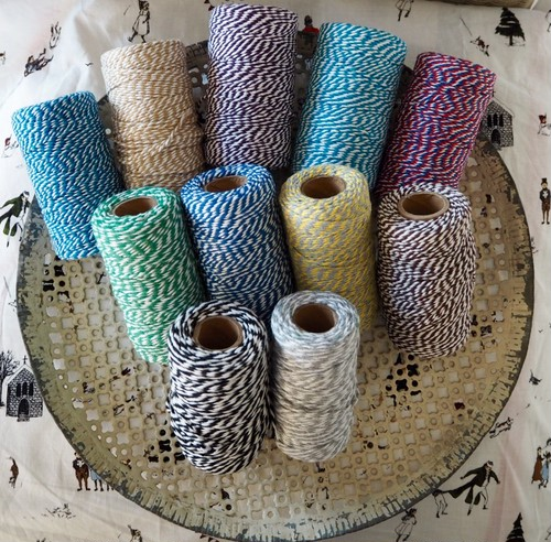 twist wrapping cotton rope  100m