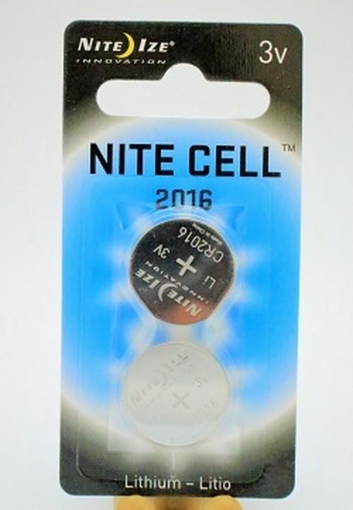 ナイトアイズ スポットリット 電池