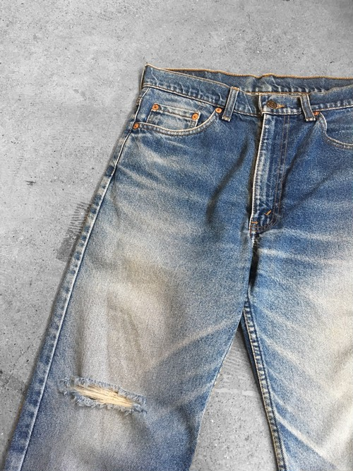 crash denim