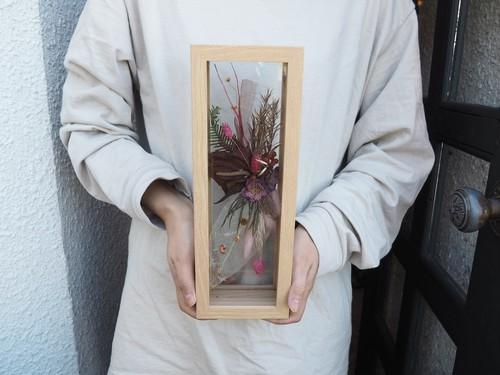 dried frame arrangement Ⅿ